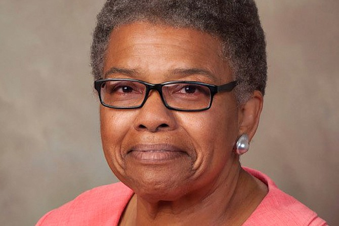 Constance Slaughter-Harvey, former Mississippi assistant secretary of state and general counsel, will deliver the keynote address at Jackson State University's annual Martin Luther King Jr. convocation on Friday, Jan. 17. Photo courtesy JSU