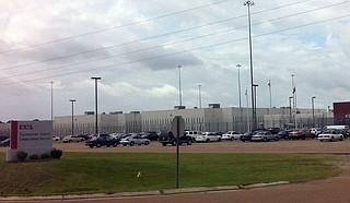 The department said the 90-day contract to house inmates at the Tallahatchie County Correctional Facility in Tutwiler would cost more than $2 million. Photo courtesy WhisperToMe