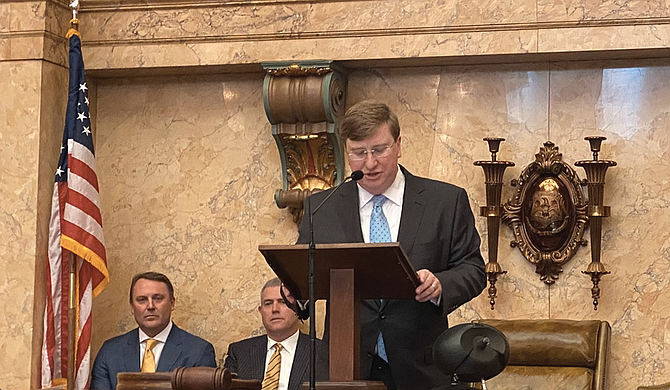 Gov. Tate Reeves will bring the GOP to the cusp of its third decade of control over the State's executive branch. Photo courtesy Tate Reeves