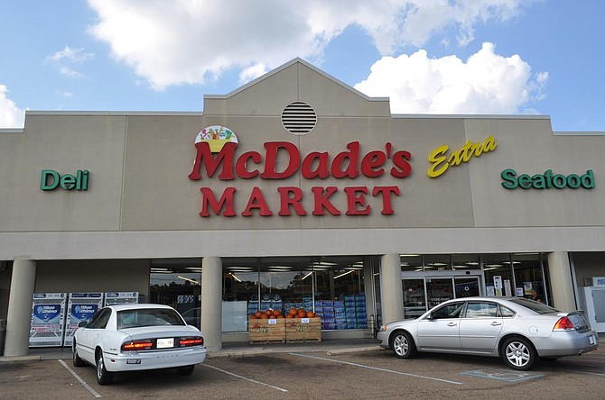 Hattiesburg-based Roberts Company, Inc., will assume ownership of the four McDade's Market and Froogel's Market locations in Jackson, as well as McDade's Wine and Spirits in Maywood Mart, effective Monday, Jan. 27. Photo by Trip Burns