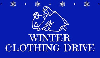 On Jan. 31 at noon, the Good Samaritan Center hosts its annual winter coat and clothing drive to provide appropriate winter attire to donate to low income families struggling to stay warm this season. Photo courtesy Good Samaritan Center