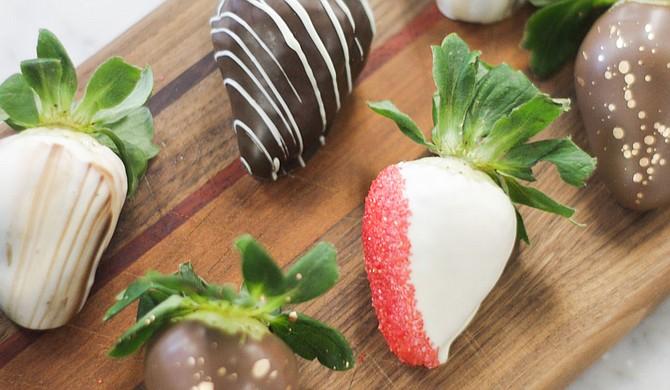 Pick up decadent delights for your sweet thang at La Brioche in Fondren. Photo courtesy La Brioche