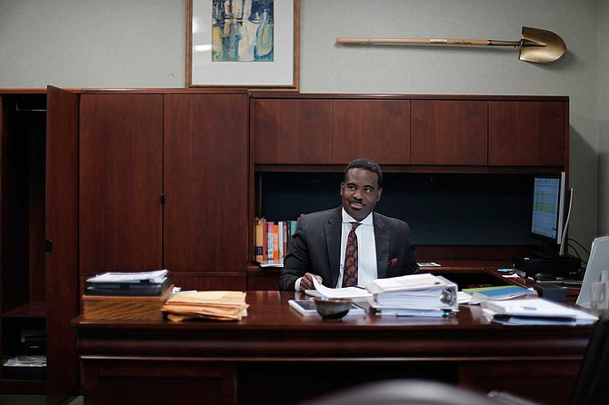 Jackson City Council voted to censure Dr. Robert Blaine, the City's chief administrative officer, for signing off on contractor payments for work carried out beyond the scope of an agreement that the council had approved in 2018. Photo by Imani Khayyam