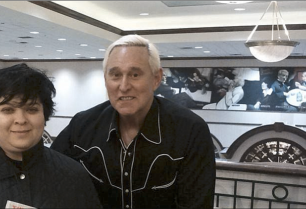 Roger Stone was convicted in November 2019 on all seven counts of an indictment that accused him of lying to Congress, tampering with a witness and obstructing the House investigation into whether the Trump campaign coordinated with Russia to tip the 2016 election. Photo courtesy Wikicommons