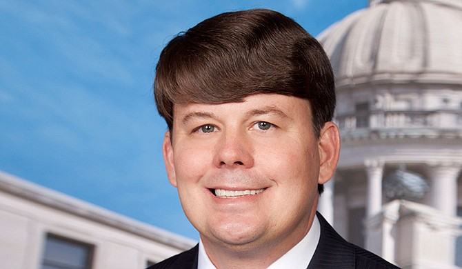 "Republican Rep. Joey Hood of Ackerman said federal authorities have pushed states to set an income-verification process to ensure that only qualified people are receiving assistance. ""If you're not supposed to be getting it, you're not supposed to be getting it,"" Hood said. Photo courtesy Mississippi House of Representatives"