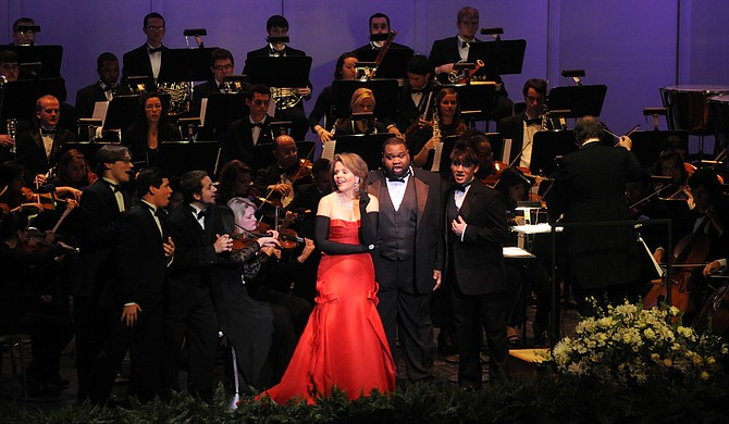 "Opera Mississippi, formerly the Mississippi Opera Association, holds musical and artistic shows throughout the year and is planning to increase community involvement as part of its ""The Opera Circle"" program. Photo courtesy Opera Mississippi"