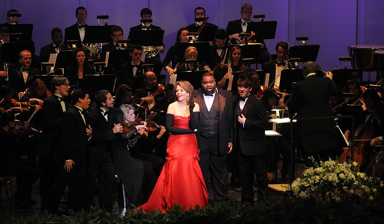 """Opera Mississippi, formerly the Mississippi Opera Association, holds musical and artistic shows throughout the year and is planning to increase community involvement as part of its """"The Opera Circle"""" program. Photo courtesy Opera Mississippi"""