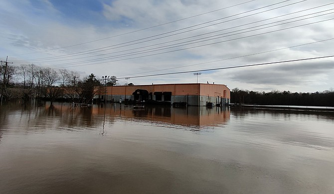 Last month's flood joins the catastrophes of 1979 and 1983 as one of the largest floods in Jackson's history, although smaller than both of the earlier ones. Residents, officials and developers alike are clamoring for a permanent solution to the problem of flooding. Photo by Nick Judin