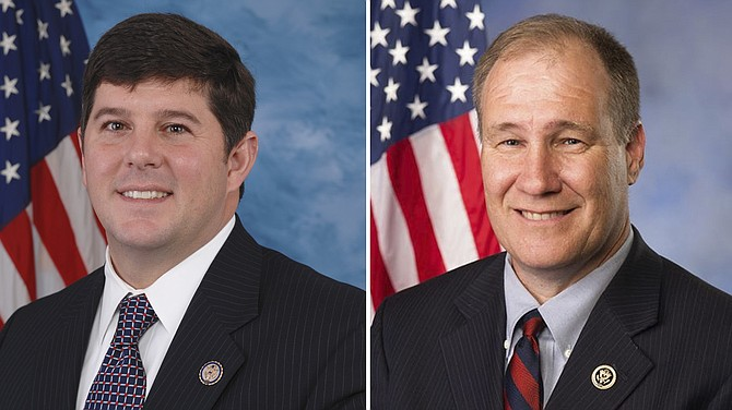 U.S. House Reps. Steven Palazzo and Trent Kelly, who are both Republicans from Mississippi, did not cast a vote on the Families First Coronavirus Response Act.