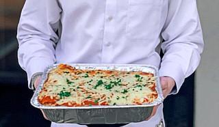 Photo courtesy Amerigo Italian Restaurant