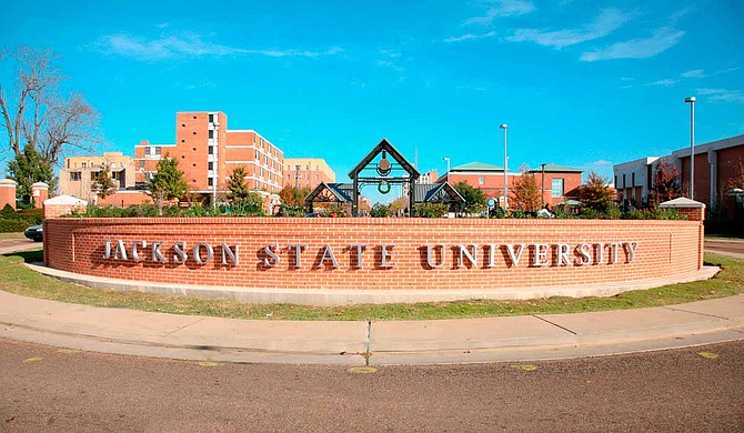 In response to the coronavirus pandemic, Jackson State University's Acting President Thomas K. Hudson announces that all university-sponsored events are canceled for the duration of the semester and said this decision will affect spring commencement ceremonies. Photo courtesy JSU