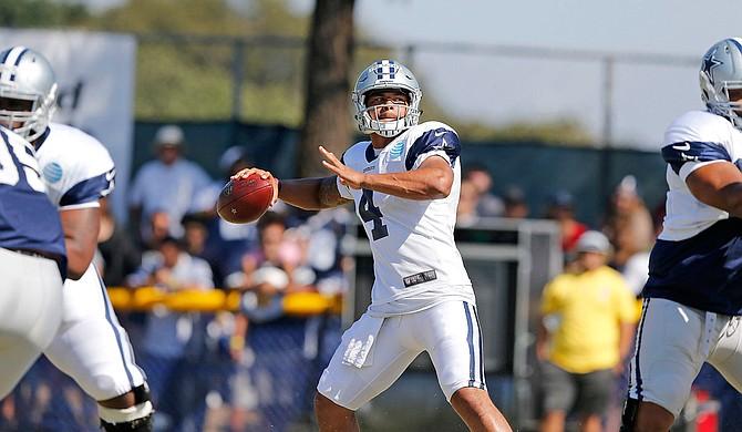 Photo courtesy James D. Smith/Dallas Cowboys