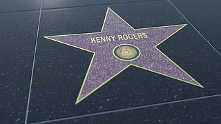 Actor, singer Kenny Rogers has dies at his home in Georgia. He was 81.