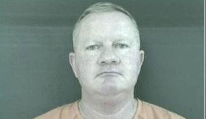 Steve Hutton, the executive director of the Mississippi Fair Commission, has been fired after he was charged with promoting prostitution. Photo courtesy Mississippi Bureau of Investigation