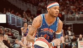 Photo courtesy Harlem Globetrotters