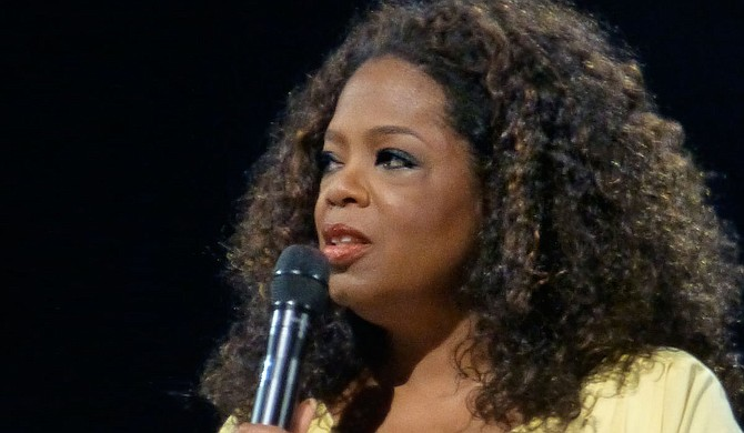 Oprah Winfrey announced Wednesday that her Oprah Winfrey Charitable Foundation will donate money to organizations dedicated to helping underserved communities in Chicago; Baltimore; Nashville, Tennessee; Milwaukee; and Kosciusko, Mississippi, where she was born. Photo courtesy Aphrodite in NYC