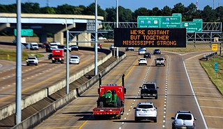 Gov. Tate Reeves is expected to announce new heads for two of Mississippi state agencies today, as State Health Officer Thomas Dobbs urged caution as COVID-19 continues to spread across Mississippi. Photo by Mississippi Department of Transportation.