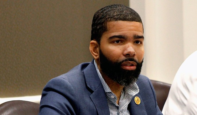 Mayor Chokwe A. Lumumba extended a citywide nighttime curfew through Memorial Day, saying extraordinary measures are needed to protect people from COVID-19. File photo by Stephen Wilson.