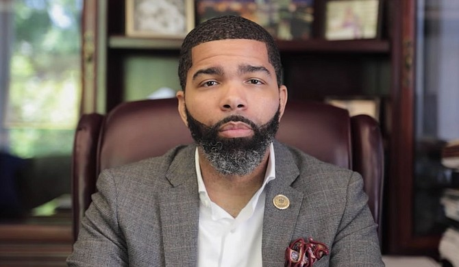 Jackson Mayor Chokwe Antar Lumumba issued a proclamation continuing the civil emergency initially issued on March 16 in the wake of the COVID-19 pandemic. Photo courtesy City of Jackson