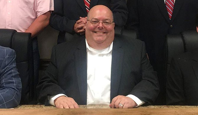Petal Mayor Hal Marx, who caused an outrage with his tweets about the death of George Floyd in Minneapolis, has apologized but says he won't resign, prompting protesters to return to City Hall for a third day Sunday to insist the mayor leave office. Photo courtesy City of Pearl