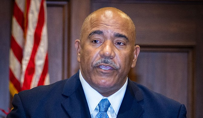 Hinds County District 2 Supervisor David Archie said Black Lives Matter protests should lead to tangible changes. Photo courtesy Hinds County/Sharon Sims