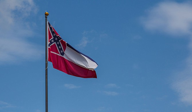 Columnist Duvalier Malone writes that Mississippi Gov. Tate Reeves news to immediately take down all symbols of hate, including the state flag, so Mississippi can begin the process of racial healing and reconciliation. Photo courtesy Tony Webster