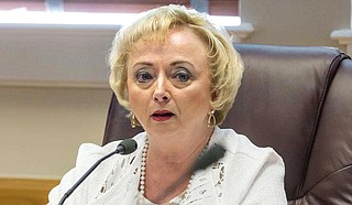 """State Superintendent of Education Carey M. Wright said in a response to the report Thursday that while she acknowledges that some of the Department's efforts have not been met in accordance with the law, department officials """"have significant concerns over the lack of recognition for progress made in performance by schools, districts, and students across Mississippi"""" in the auditor's report.  File Photo by Imani Khayyam"""