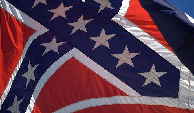Mississippi Republican Gov. Tate Reeves said Wednesday, for the first time, that he probably would not stand in the way if legislators muster a large enough majority to remove the Confederate battle emblem from the state flag. Photo courtesy Flickr/Stuart Seeger