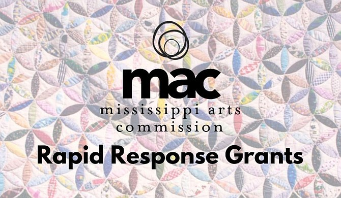 The Mississippi Arts Commission offers an expanded version of its Minigrants program, coined Rapid Response Grants, to quickly assist with the evolving needs of artists and art organizations amid the COVID-19 pandemic. Photo courtesy MAC