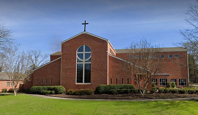 Father Lenin Vargas, who led St. Joseph Catholic Church in Starkville (pictured), was indicted on 10 counts of wire fraud, according to court documents unsealed Wednesday. If convicted, he faces up to 20 years in prison and a $250,000 fine, The Commercial Dispatch reported. Photo courtesy Google Maps