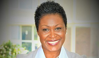 Latoya Cutts said she will work with the Jackson Redevelopment Board to improve the city.  Photo courtesy Latoya Cutts