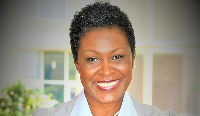 Latoya Cutts said she will work with the Jackson Redevelopment Board to improve the city.  Photo courtesy Latoya Cutts