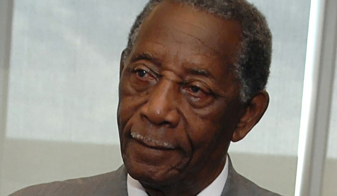 Charles Evers, the older brother of slain civil rights leader Medgar Evers and a longtime figure in Mississippi politics, died Wednesday. He was 97. Photo courtesy Kevin S. O'Brien