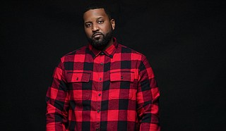 Rapper Condo Bo says he was hesitant when God called him to do Christian rap, but now says he has found his purpose in using his music to connect with young people and share his message. Photo courtesy Condo Bo