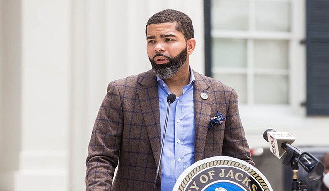 Mayor Chokwe A. Lumumba said  a new data-sharing agreement with the Mississippi State Department of Health will help direct resources to specific places where the need is greater. Photo courtesy City of Jackson