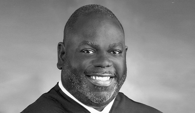 U.S. District Judge Carlton Reeves (pictured) on Tuesday dismissed a lawsuit that Clarence Jamison, a Black resident of Neeses, South Carolina, filed against a white Mississippi police officer, Nick McClendon. Photo courtesy U.S. District Court