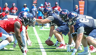 Many sporting conferences have postponed plans to have a fall 2020 football season while others tentatively trudge on. Photo courtesy Ole Miss Athletics