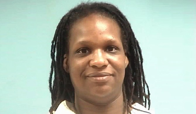 Tameka Drummer, now 46, received a life sentence in 2008 after she was pulled over for an expired license plate in northern Mississippi's Alcorn County and officers found a small amount of marijuana in her car. Drummer was sentenced as a habitual offender because of previous convictions. Photo courtesy MDOC