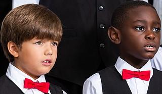 The Mississippi Boychoir hones the vocal skills of youths grades 5 through 12. Photo courtesy Mississippi Boychoir
