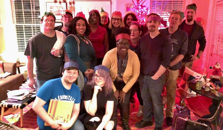 The Jackson Free Press celebrates 18 years in business this month, relying on an incredible staff, freelance team and reader support during a tumultuous 2020. Photo courtesy Robin Johnson