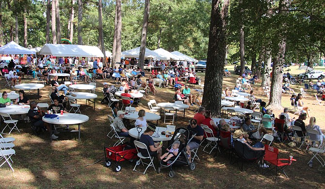 Due to the COVID-19 pandemic, Wells United Methodist Church in Jackson has cancelled its annual WellsFest events, including the Sept. 22 Art Night, the Sept. 23 golf tournament and the Sept. 26 festival and 5k run. Photo courtesy WellsFest