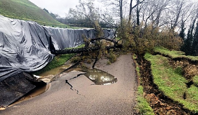 Mississippi has received nearly $23 million in emergency relief funds from the U.S. Department of Transportation to repair federal roadways that were damaged by severe flooding. Photo courtesy Cindy Hyde Smith/Senate.gov