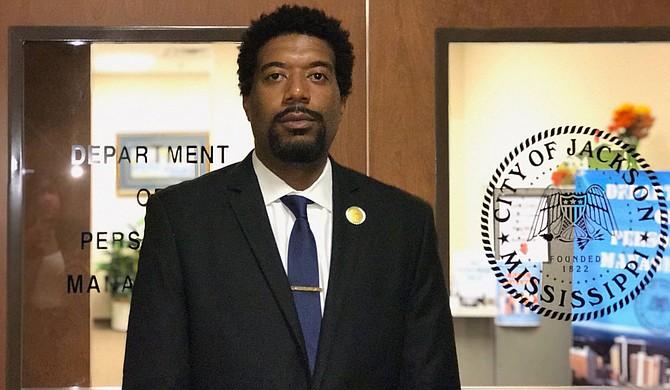 Jobs for Jacksonians Coordinator Jonathan Barnett has helped 3,000 people get jobs through the program. Now he has pivoted during the pandemic. Photo courtesy Jonathan Barnett