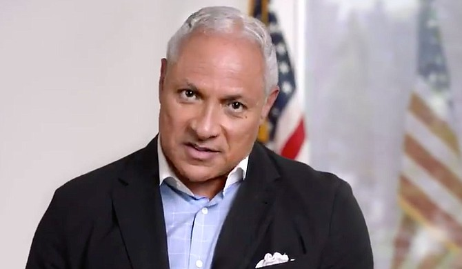 Democratic challenger Mike Espy on Wednesday criticized Republican U.S. Sen. Cindy Hyde-Smith for not accepting invitations to debate him. Photo courtesy Mike Espy