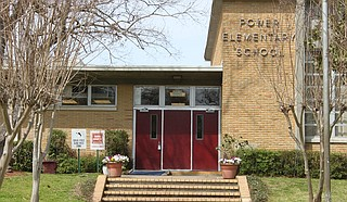 Effort to change the name of the Power APAC Elementary School is underway. Photo courtesy Jackson Public Schools District