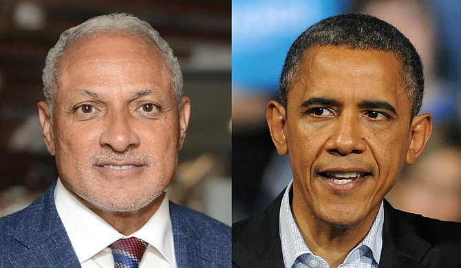 """Mike Espy, a Democrat trying to unseat a Republican U.S. senator in Mississippi, said Wednesday that he has received his """"biggest endorsement yet,"""" from former President Barack Obama. Photo courtesy Flickr/Adam Glanzman"""