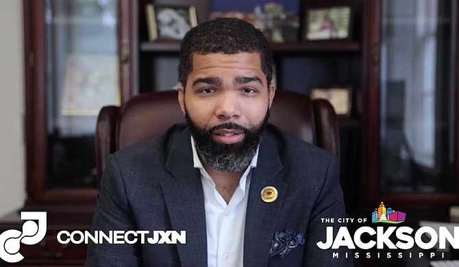 Mayor Chokwe A. Lumumba said the people need to come together to initiate the direction of the city of Jackson by contributing to a comprehensive plan. Photo courtesy City of Jackson
