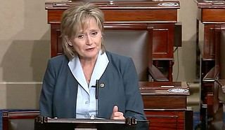 Democratic challenger Mike Espy and Republican incumbent Cindy Hyde-Smith are both receiving help from out-of-state politicians as they compete for a U.S. Senate seat in Mississippi. Photo courtesy Cindy Hyde-Smith