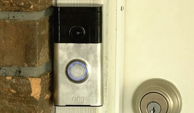 Recently, Jackson began a pilot program with two technology corporations to provide a platform for the police department to access private surveillance via Ring cameras. Photo courtesy WLOX