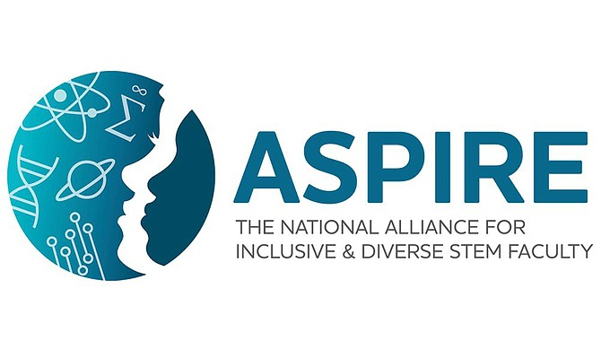 """Jackson State University recently announced that it is partnering with the Association of Public and Land-grant Universities to participate in a program called """"Aspire: The National Alliance for Inclusive & Diverse STEM Faculty."""" Photo courtesy Aspire"""